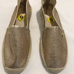 BNWOT Michael Kors Women's Espadrille Shoes